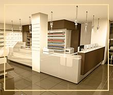 Furnishings for tobacco shops tekna design for Arredamento per tabaccheria